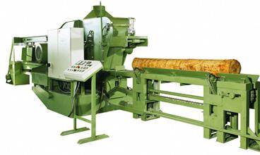 4-Blatt Bauholzkreissäge MS Maschinenbau GmbH